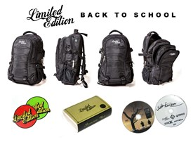 LIMITED EDITION SOLITUDE BACKPACK