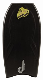 4PLAY BODYBOARDS Dallas Singer Contour Polypro (PP) Core - 2014/15 Model