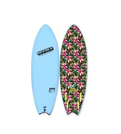 CATCH SURF Odysea Pro Skipper Quad Fin Jamie O'Brien Model - 6'0