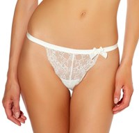 Huit Paris Nouvel Emoi Bridal Thong