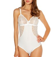 Huit Paris Nouvel Emoi Bridal Bodysuit