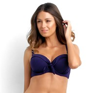 Isola by Megan Gale Aura Tie Front DD-E Balconette Bikini Top Swimwear
