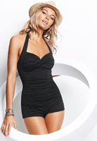 Seafolly Boyleg Maillot - One Piece Swimwear