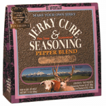 Jerky Cure & Seasoning Pepper