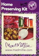Home Preserving Kit Booklet