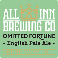 All In Omitted Fortune English Pale Ale Fresh Wort