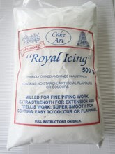 Cake Art - Royal Icing Mixture 500g