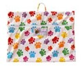BABY BEEHINDS-WET BAG PAW PRINT