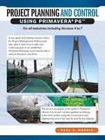 Project Planning & Control Using Primavera P6 - Paperback