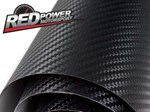 Carbon Fibre Vinyl Wrap (Black)