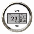 KUS Digital GPS Speedo Gauge - KPH MILES or KNOTS
