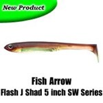 Fish Arrow Flash J Shad SW Series 5 inch