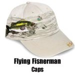 Flying Fisherman Caps *CLEAROUTS*