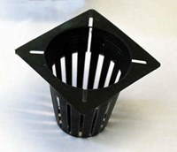 Mini Slotted Pots 50mm - Lots of 100