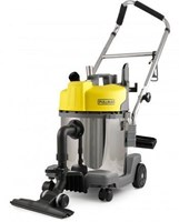 Pullman YLW6225W OUT 20L Wet & Dry Outrigger Commercial Vacuum Cleaner