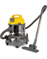 Pullman 20L Wet & Dry Commercial Vacuum Cleaner with Power Socket