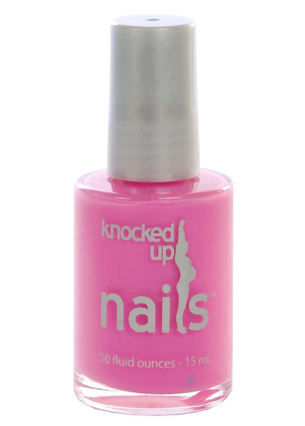 Knocked Up Nails - Pregnancy safe nail polish - 10% OFF Baby Blossom ...