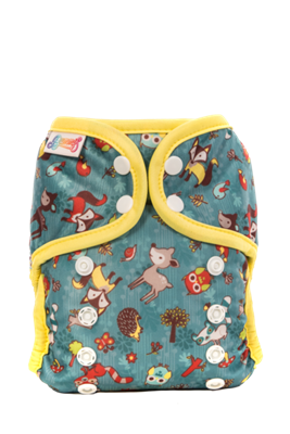Bummi's PURE All in One Nappy