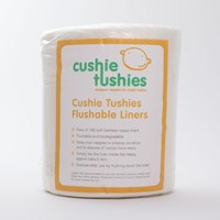 Cushie Tushies Bamboo Flushable Liners