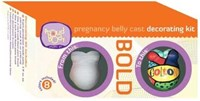 Proud Body Belly Cast Decorating Kits