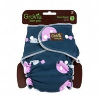 Kiwi Pie One Size Fitted Nappy