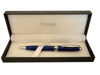 i-Scribe - Oxford Blue Ballpoint