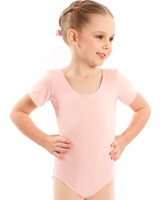 Energetiks Debut Short Sleeve Leotard, Child's, DCL02