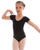 Energetiks Short Sleeve Leotard, Child's, CL02