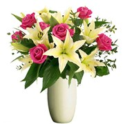 Lilies and Roses, From $70