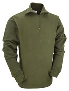 Norwegian Polo Shirt- Olive