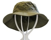 Military Style Bush Hat - Olive
