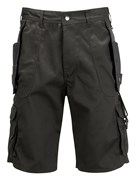 Ironman Work Shorts Black