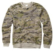 Camo Pattern Sweater Multi-Terrain