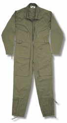 Continental Flight Suit Olive