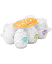 Tenga Egg - Variety Pack of 6