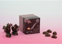 **SPECIAL** Chocolate Plato Dark Chocolate Mousse Truffles 100gr