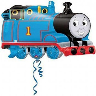 Thomas the Tank Supershape