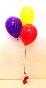 3 Balloon Table Decoration
