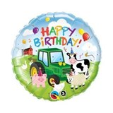 On The Farm Birthday Balloon In A Box
