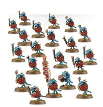 Seraphon Saurus Warriors x20