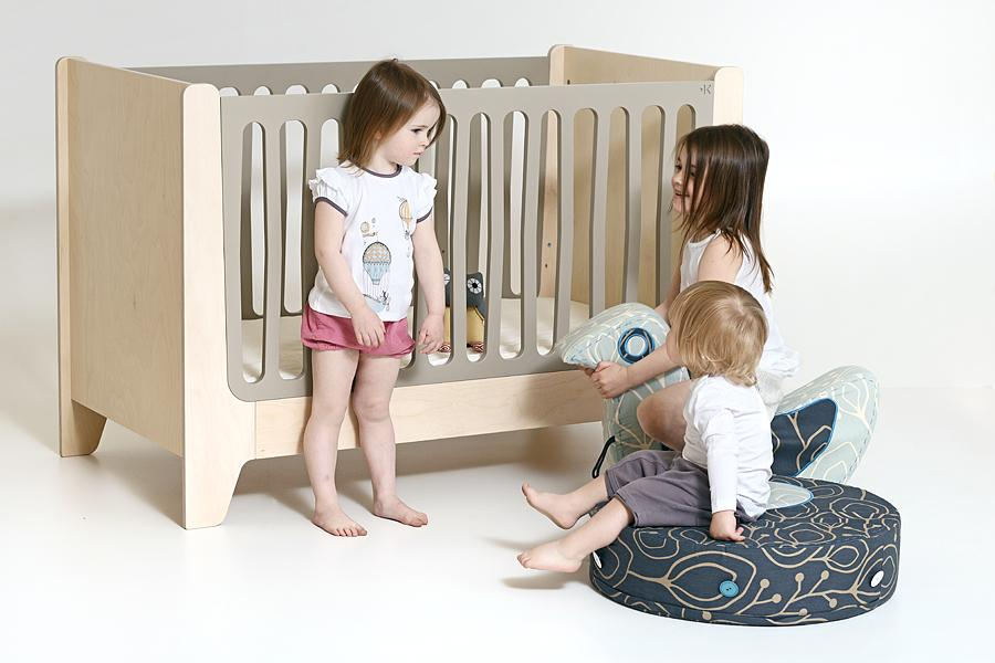funky baby furniture. simple baby ku kuu ecofriendly cot with toddler rail to funky baby furniture u