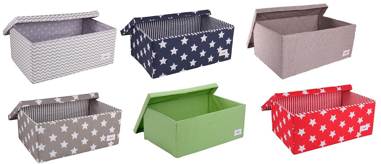 material storage boxes with lids 1