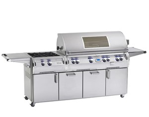 Fire Magic Echelon Diamond E1060s Free Standing Grill E1060s4L1p51-W Propane Gas with Magic View Window
