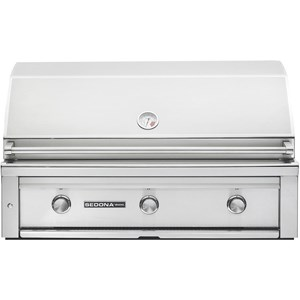 Lynx Sedona 42-Inch Built-In Gas Grill With One Infrared ProSear Burner L700PS
