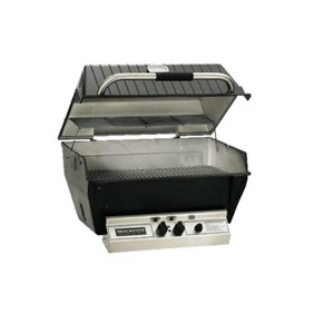 Broilmaster H3X Deluxe Propane Gas Grill H3X