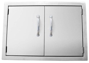 SUNSTONE 36 INCH DOUBLE ACCESS DOOR FLUSH MOUNT #A-DD36