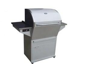 LOUISIANA ESTATE SERIES COLONIAL KENTWOOD 46 INCH PELLET GRILL #LG-003000-5046