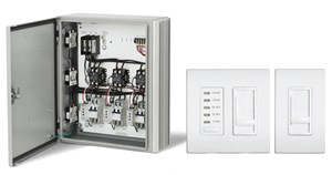 Infratech Universal Management System Panel (4 Relay) For Electric Heater  30-4064