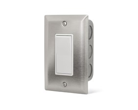Infratech On/Off Switch  (In Wall) For Electric Heater  14-4400