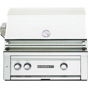 Lynx Sedona 30-Inch Built-In Gas Grill With One Infrared ProSear Burner And Rotisserie - L500PSR